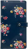 Cath Kidston Mallory Bunch Travel Wallet with Detachable Purse