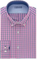 Izod Men's Slim-Fit Performx Wrinkle-Free Dress Shirt