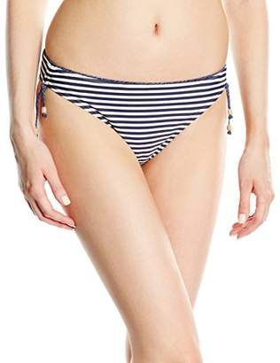 Esprit Women's Hamptons Beach Mini Brief Bikini Bottoms,14 (Size:40)