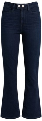 Paige Claudine Double-Button Jeans