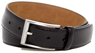 Nordstrom Pebble Grain Leather Belt