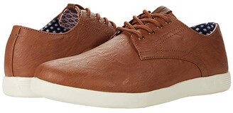 Ben Sherman Parnell Oxford (Tan PU Leather) Men's Lace up casual Shoes
