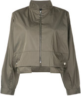 Taylor Aligned bomber jacket - women - Cotton/Polyester - S
