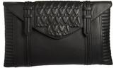 Hudson REECE Bowery Oversized Clutch In Black