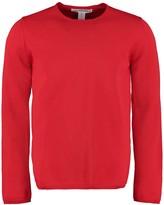 Comme Des Garçons Shirt Comme des Garcons Shirt Long-sleeved Crew-neck Sweater