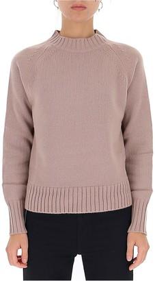 'S Max Mara Crewneck Knitted Sweatshirt