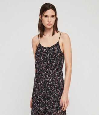 AllSaints Elia Sketch Dress