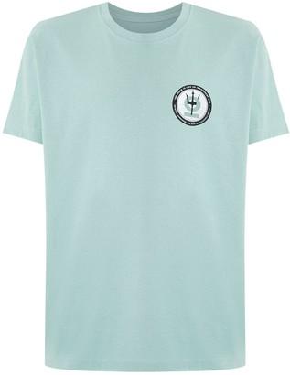 OSKLEN Big Ocean God print T-shirt