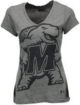 Under Armour Women's Maryland Terrapins Tri-Blend T-Shirt