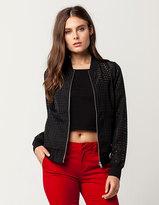 Volcom x Georgia May Jagger Sheer Womens Jacket