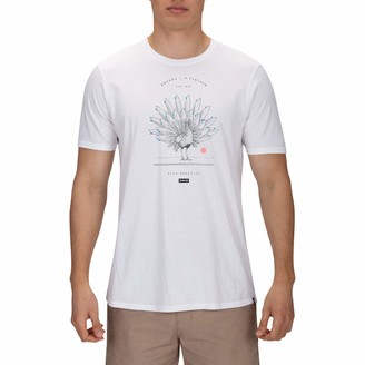 Hurley Men's M PRM Boards of A Feather Ss T-Shirt