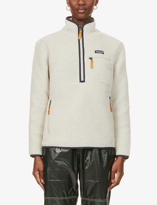 Patagonia Marsupial high-neck recycled-polyester sweatshirt