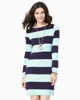 Charming charlie Addy Striped Dress