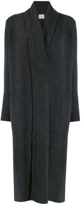 Le Kasha Italy Long-Line Cardigan