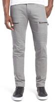 J Brand &Mills& Moto Skinny Jeans (Rinse Coxa)