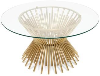 Calibre Furniture Sunburst Coffee Table