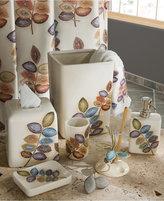 Croscill Bath Mosaic Leaves Tumbler