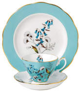 Royal Albert 100 Years 1950 Festival Teacup, Saucer & Plate