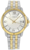 Raymond Weil Tango 5591-STP-00657 Two Tone Stainless Steel 39m Mens Watch