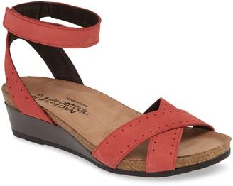 Naot Footwear Wand Wedge Sandal