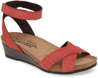Naot Footwear Wand Wedge Sandal