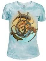 The Mountain Women's Tri-Blend Mibre Journey T-Shirt