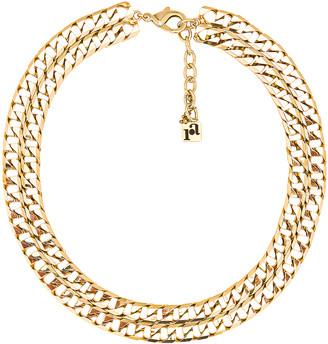 Rosantica Garcon Necklace in Gold | FWRD