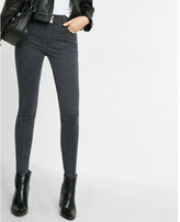 Express high waisted front seam ankle legging