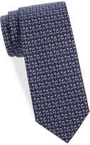 Salvatore Ferragamo Men's Dragonfly Silk Tie