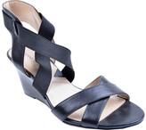Adrienne Vittadini Women's Raenie Wedge Sandal