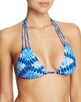 Vitamin A Jaydah Triangle Bikini Top