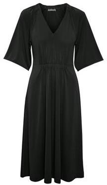 InWear Abel IW Dress - polyester | black | xl - Black/Black