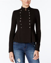 American Rag Peplum Band Jacket, Only at Macy's