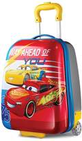 American Tourister Disney / Pixar Cars 18-Inch Hardside Wheeled Luggage by