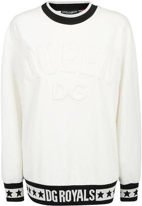 Dolce & Gabbana Relax Fit Sweatshirt