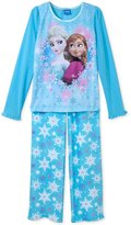 Disney Frozen Disney Elsa and Anna Girls 2 piece Pajama, Kids