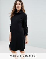 Isabella Oliver Marlow Maternity Tunic Dress