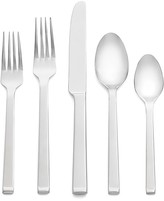 Vera Wang Wedgwood Arden 45-Piece Flatware Set