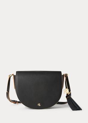 Ralph Lauren Leather Medium Crossbody