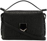 Jimmy Choo Locket shoulder bag - women - Leather/metal - One Size