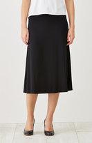 J. Jill Wearever Midi Skirt