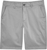 Armani Jeans Grey Stretch Cotton Shorts