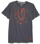 Jordan Boy's Hang Time Graphic T-Shirt