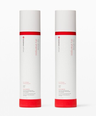 Lululemon No Show Dry Shampoo Bundle