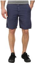 John Varvatos Triple Needle Short w/ Patch and Flap Pockets
