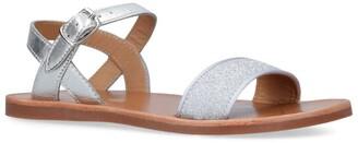 Pom D'Api Plagette Buckle Tao Sandals