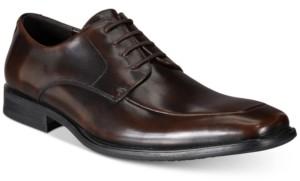 Kenneth Cole Reaction Men's Settle Moc-Toe Oxfords Men's Shoes