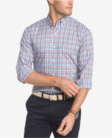 Izod Men's Classic-Fit Plaid Shirt