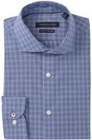 Tommy Hilfiger Slim Fit Checkered Non Iron Dress Shirt