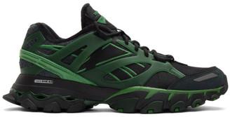 Cottweiler Black Reebok Edition DMX Trail Shadow Sneakers